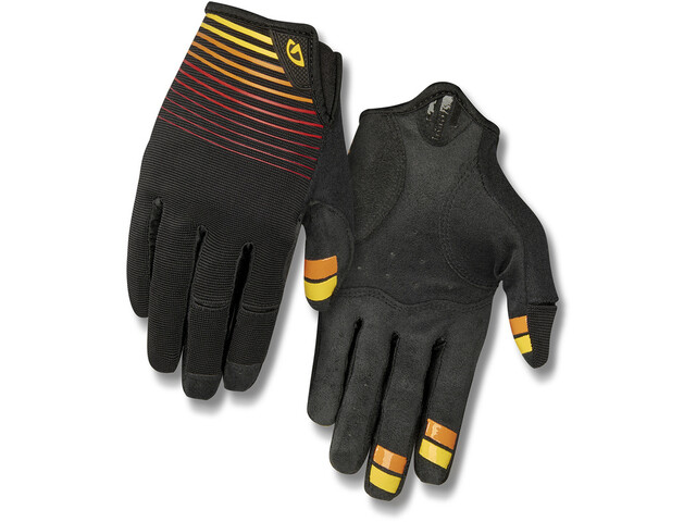 Giro DND Handschoenen Heren, heatwave/black
